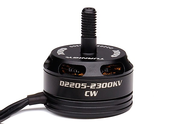 Turnigy D2205-2300KV 28g Brushless Motor CW