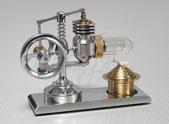 Tipo Alpha 2 motor Stirling Piston