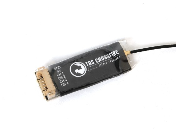 TBS Crossfire Long Range UHF Micro Receiver V2