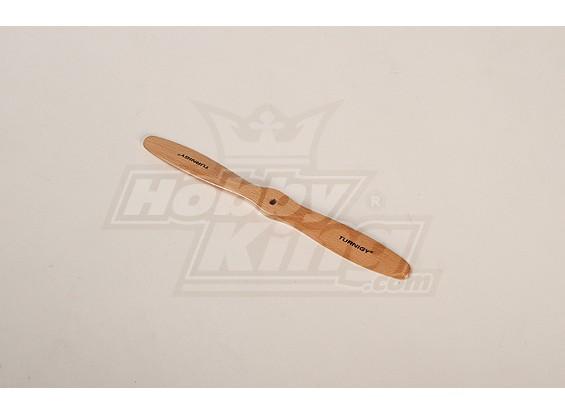 Turnigy Tipo C de madeira claro da hélice 10x7 (1pc)