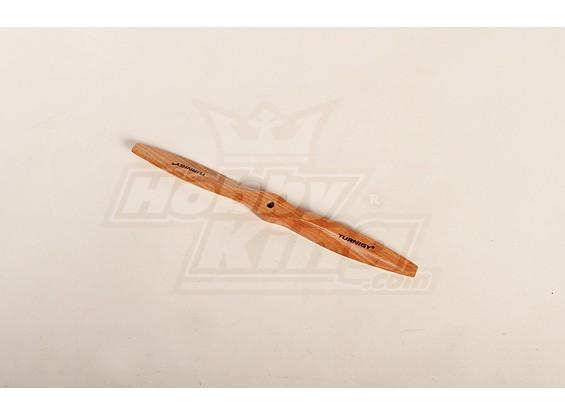 Turnigy Tipo D de madeira claro da hélice 10x6 (1pc)