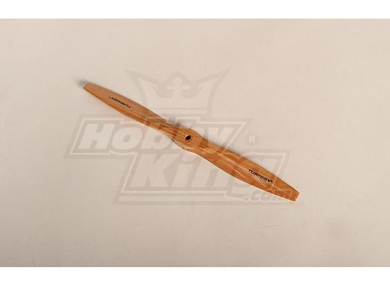 Turnigy Tipo D de madeira claro da hélice 11x8 (1pc)