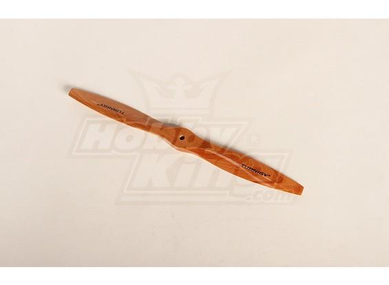 Turnigy Tipo D de madeira claro da hélice 12x6 (1pc)