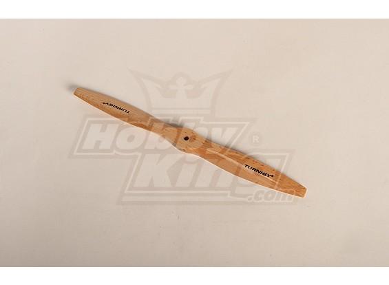Turnigy Tipo D de madeira claro da hélice 12x8 (1pc)