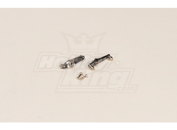 GT450PRO Flybar Controle Arm Set