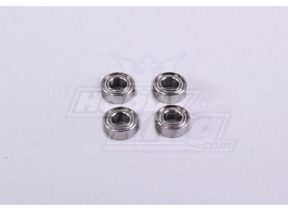 Ball Bearing 8 * 4 * 3 4pc - 118B, A2006, A3011