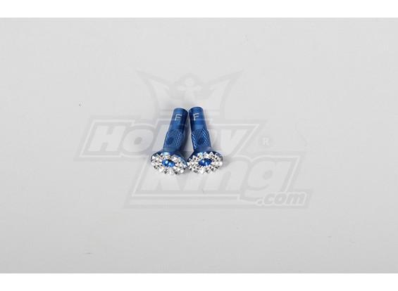 TurboThumbs Super Big Futaba Rocker (azul)