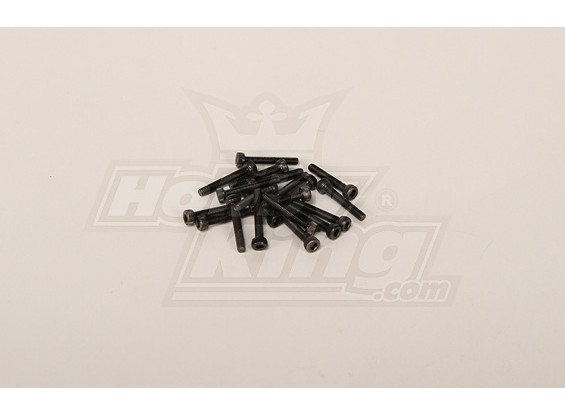 Hex Screw M3x20 (20pcs)