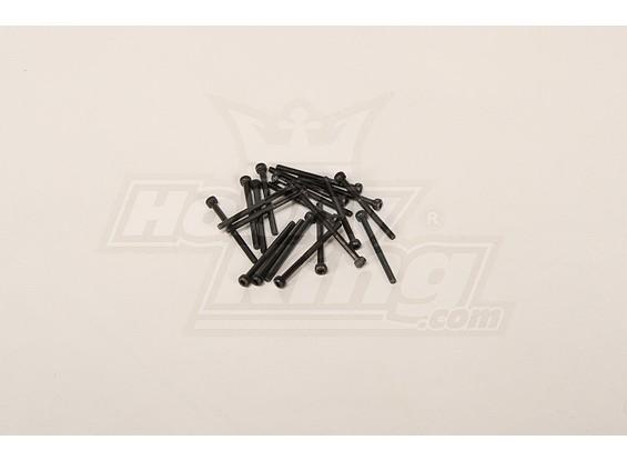 Hex Screw M3x40 (20pcs)