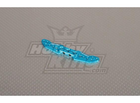 CNC Hitec 3.5 polegadas offset (# 4-40) Azul