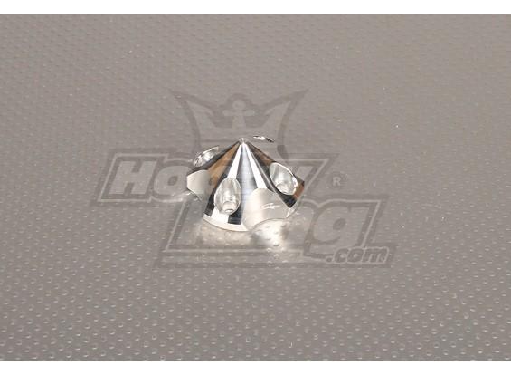 CNC 3D giratório pequeno V2 prata