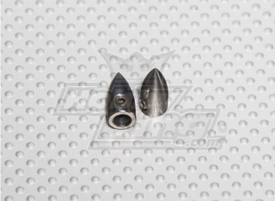 Prop nut - 5 milímetros Suit Shaft (2 pc)