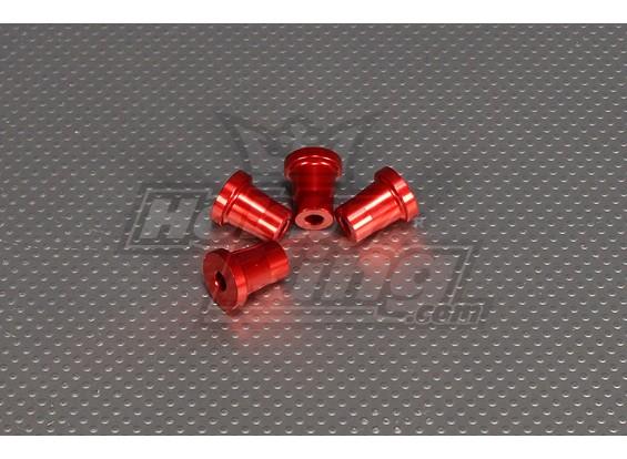 CNC Standoff 20 mm (M5) Vermelho