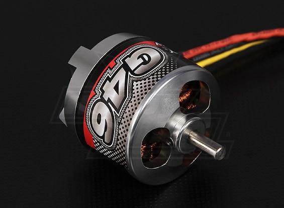Turnigy G46 Brushless Outrunner 670kv (0,46 Brilho)