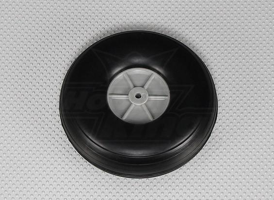 127 milímetros de rodas de borracha (5.0in)