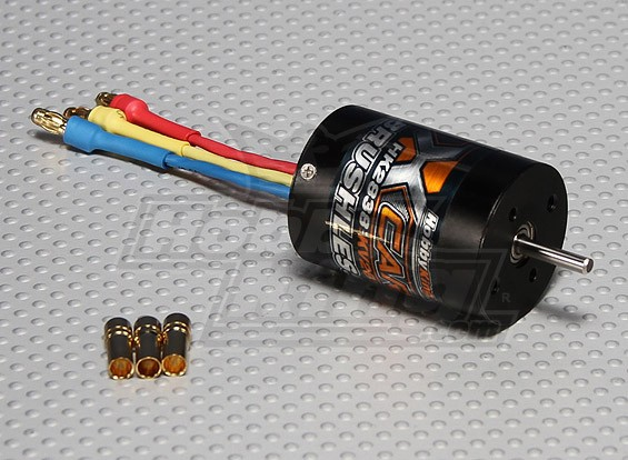 S2838-2800 Brushless Inrunner (2800kv)