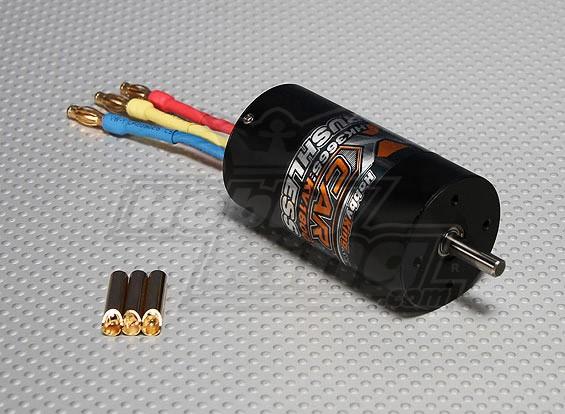 S3665-1800 Brushless Inrunner 1800kv (23T)