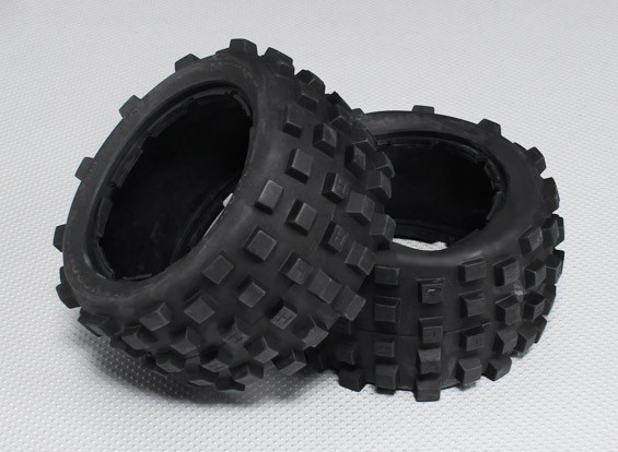 Knobby Tire Set (2Pcs / Set) - 260 e 260S