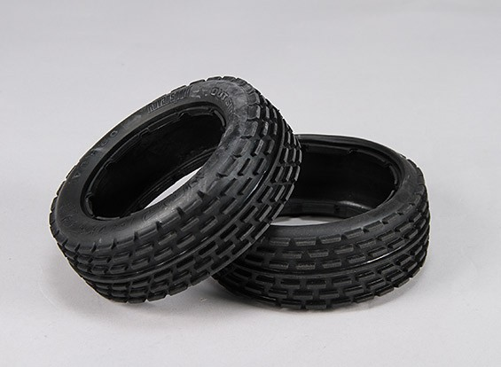 Medida do pneu dianteiro Off-road Set - Baja 260 e 260S