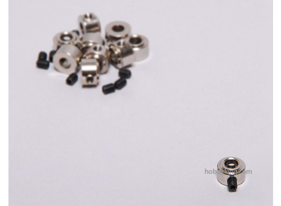 Landing Gear Wheel Parar Set 9x4.1mm Collar (10pcs)