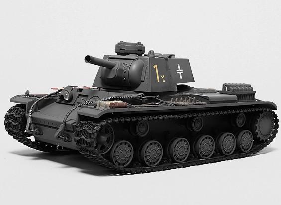 Panzerkampfwagen 753 (r) RC Tanque RTR w / Tx / Som / Infrared