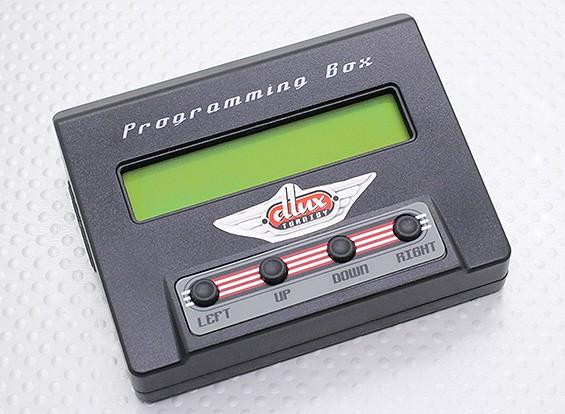 Box Programação Turnigy Dlux w / Data Logging Característica