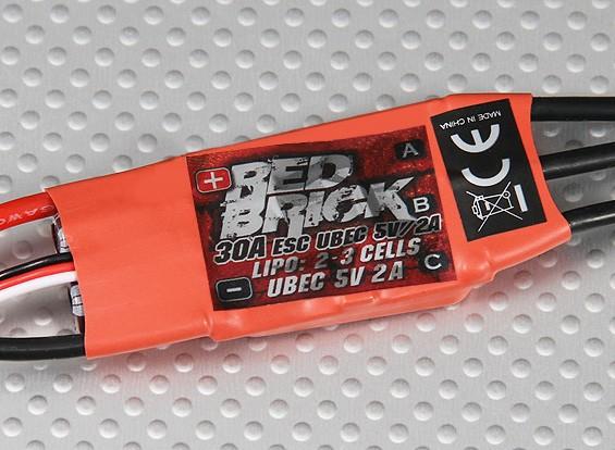 HobbyKing Red Brick 30A ESC