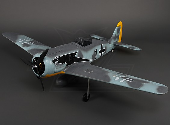 Focke-Wulf FW190 1,400 milímetros (PNF)