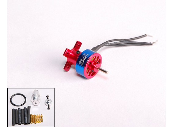 Turnigy 1811 Brushless 1800kv Motor Indoor