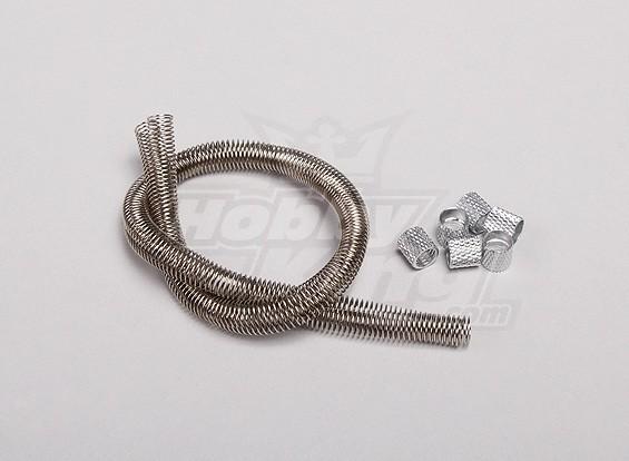 Fuel Guard Line com acoplador de prata