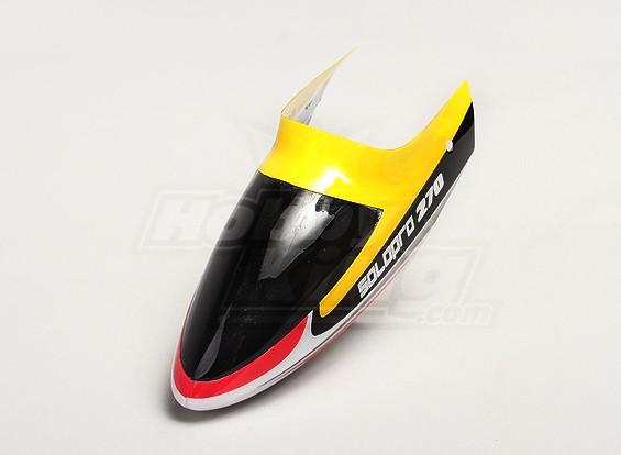 Substituição Canopy (amarelo) - Solo Pro 270