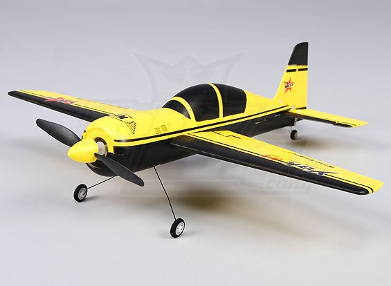 Yak 54 Ultra Micro Aerobatic Avião (RTF)