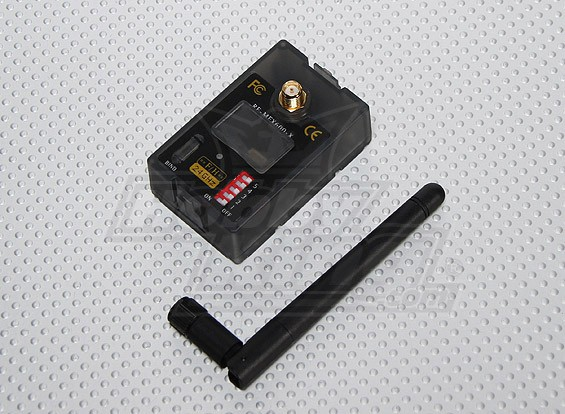 2.4Ghz SuperMicro Sistemas - HK-MFX600-F / H Module (Futaba / Hitec Compatible)
