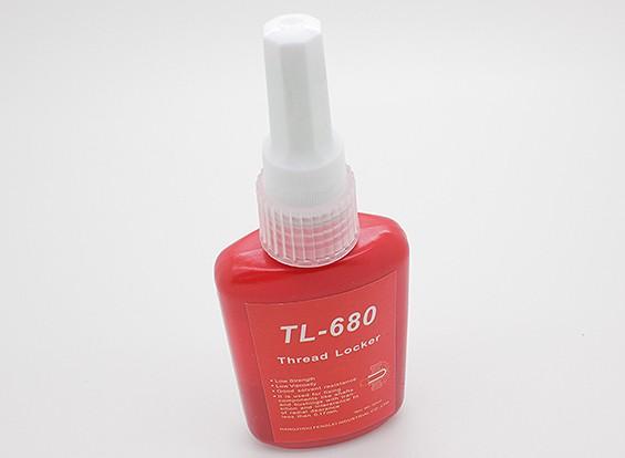 TL-680 Tópico Locker & Selante baixa resistência