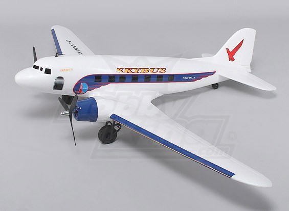 DC-3 Dakota 1,470 milímetros (PNF)