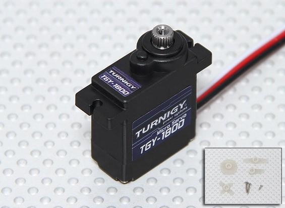 Turnigy ™ TGY-180D 180 graus Servo Digital 2,2 kg / 0.10sec / 12g