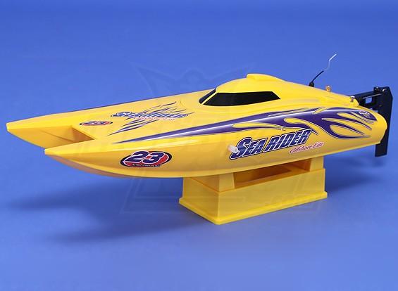 Searider gêmeo-Hull R / C barco (420 milímetros) de 2,4 GHz RTR
