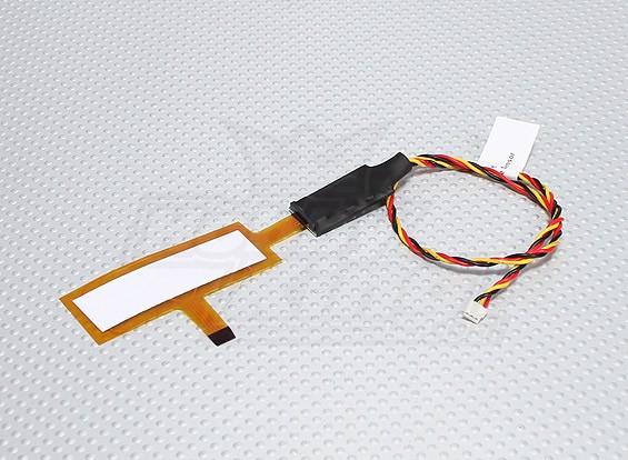 FrSky FGS-01 Telemetria de combustível Sensor do calibre