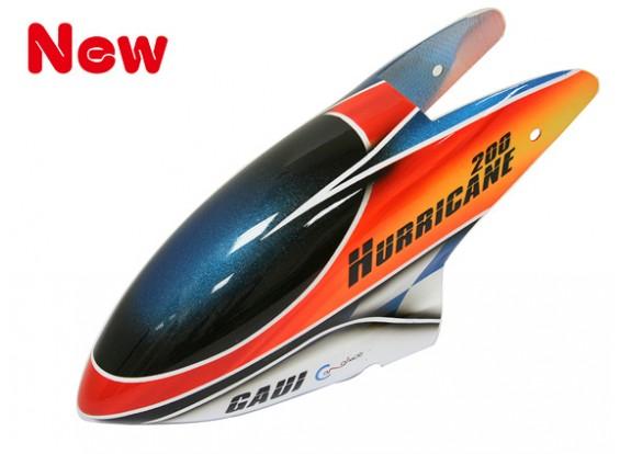 Gaui Furacão 200 Stylish Airbrush Canopy (C1 Type)