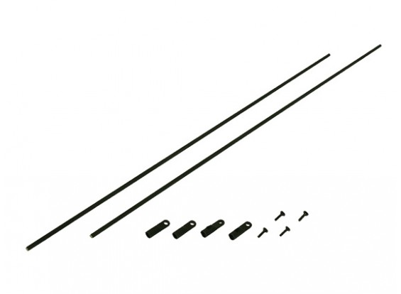 Gaui H200 da cauda Suporte Set Long (203209)