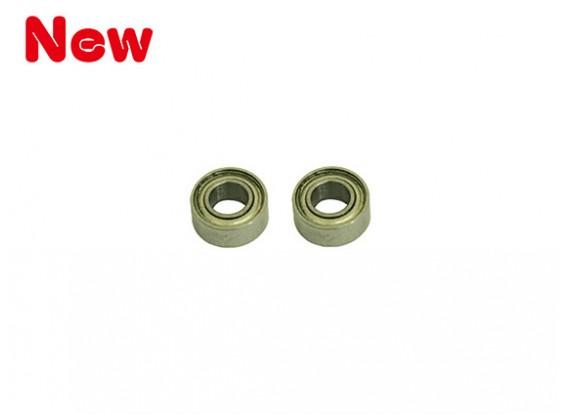 Gaui 100 & 200 Tamanho Bearing 3x6x2mm 2pcs / set (203295)
