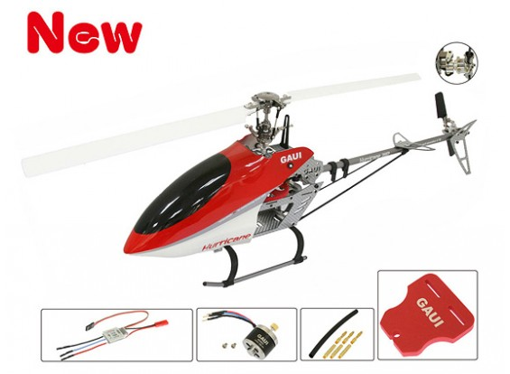 Kit de helicóptero Furacão 200 FBL 3D w / ESC / Motor