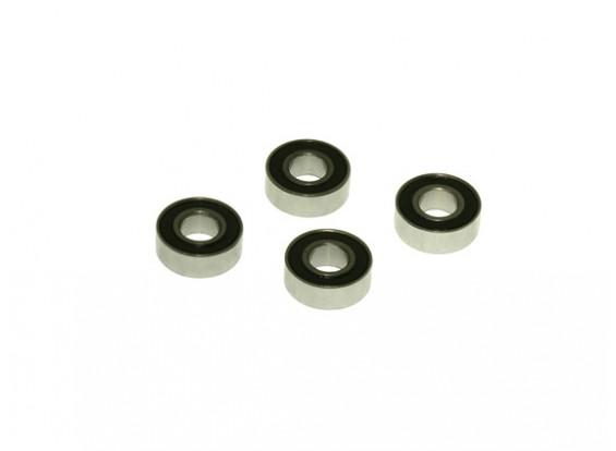 Gaui 425 e 550 rolamentos de esferas Pack (5x11x4) x4