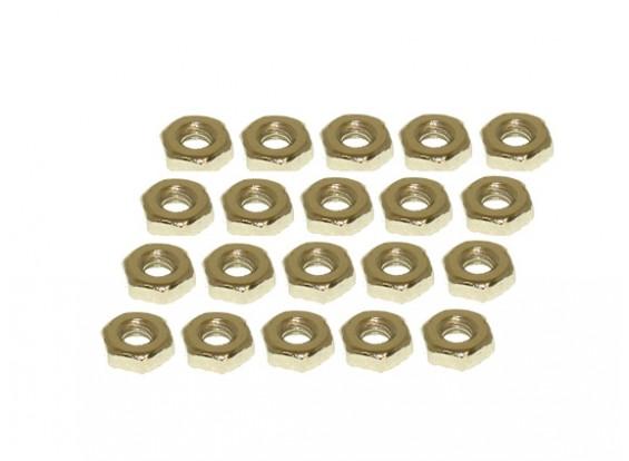 Gaui 425 & 550 Nut x20 (N2x4)