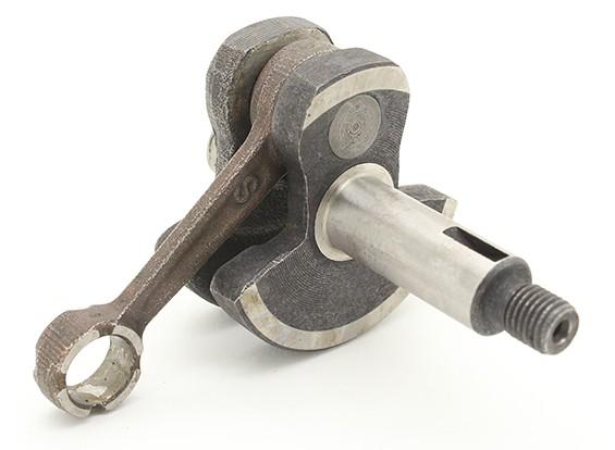 Motor de gás 26cc RCGF - Substituição virabrequim e biela (1pc)