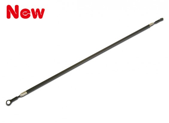 Gaui Furacão 255 Heli CF Pushrod residual (CF rod 3x200mm)