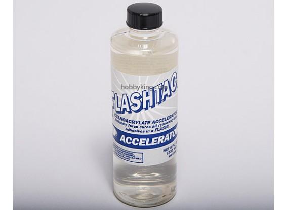 Flashtac cianoacrilato acelerador Refill 8 floz