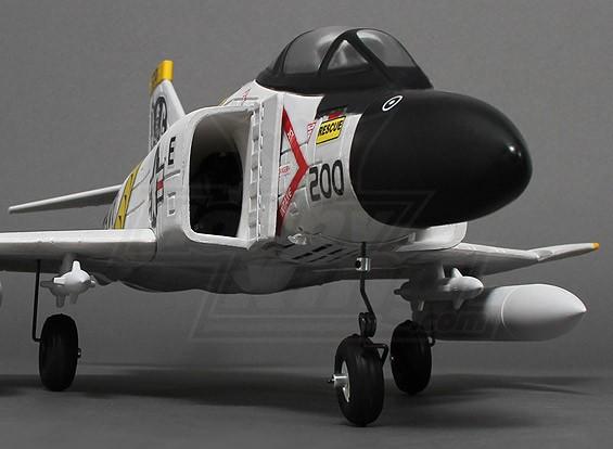 F4-E Fantasma 64 milímetros EDF Jet 550 milímetros (PNF)