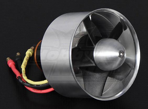 Hobbyking 64 milímetros liga EDF 4000kv - 850w (4s - Outrunner Version)
