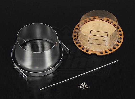 H-King Alloy Vector Kit de conversão de impulso para 90mm do FED Jets (Individual)